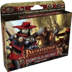 Pathfinder Adventure Card Game—Class Deck: Inquisitor